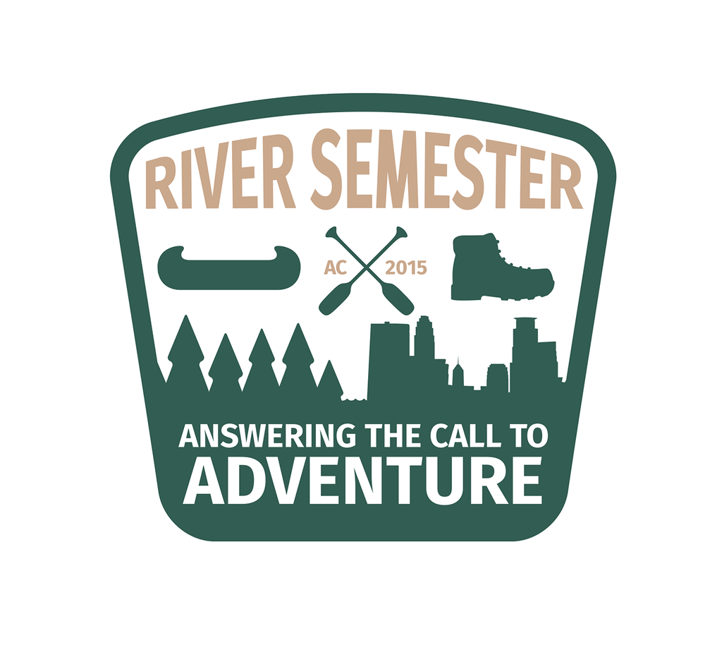 River Semester Badge