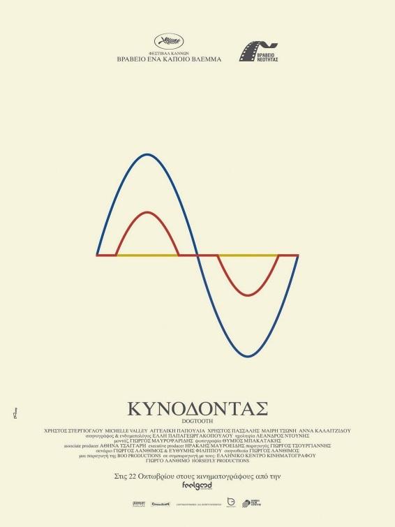 Dogtooth (Kynodontas) Yorgos Lanthimos // Greece // 2010