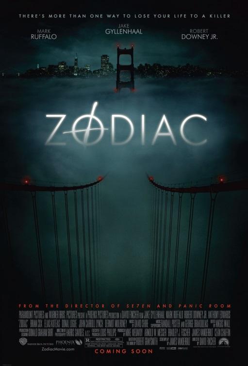 Zodiac David Fincher // USA // 2007