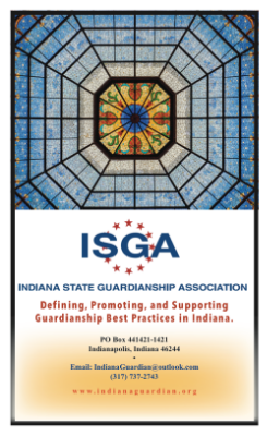 The ISGA introduced its new general information brochure during the recent 2015 Adult Guardianship Symposium.  Contact ISGA if you would like copies for distribution.