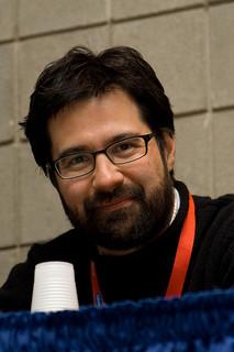 Greg Pak, comics god. (Photo by  pinguino .)