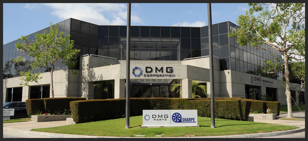 DMG Corp. Headquarters, Orange, CA