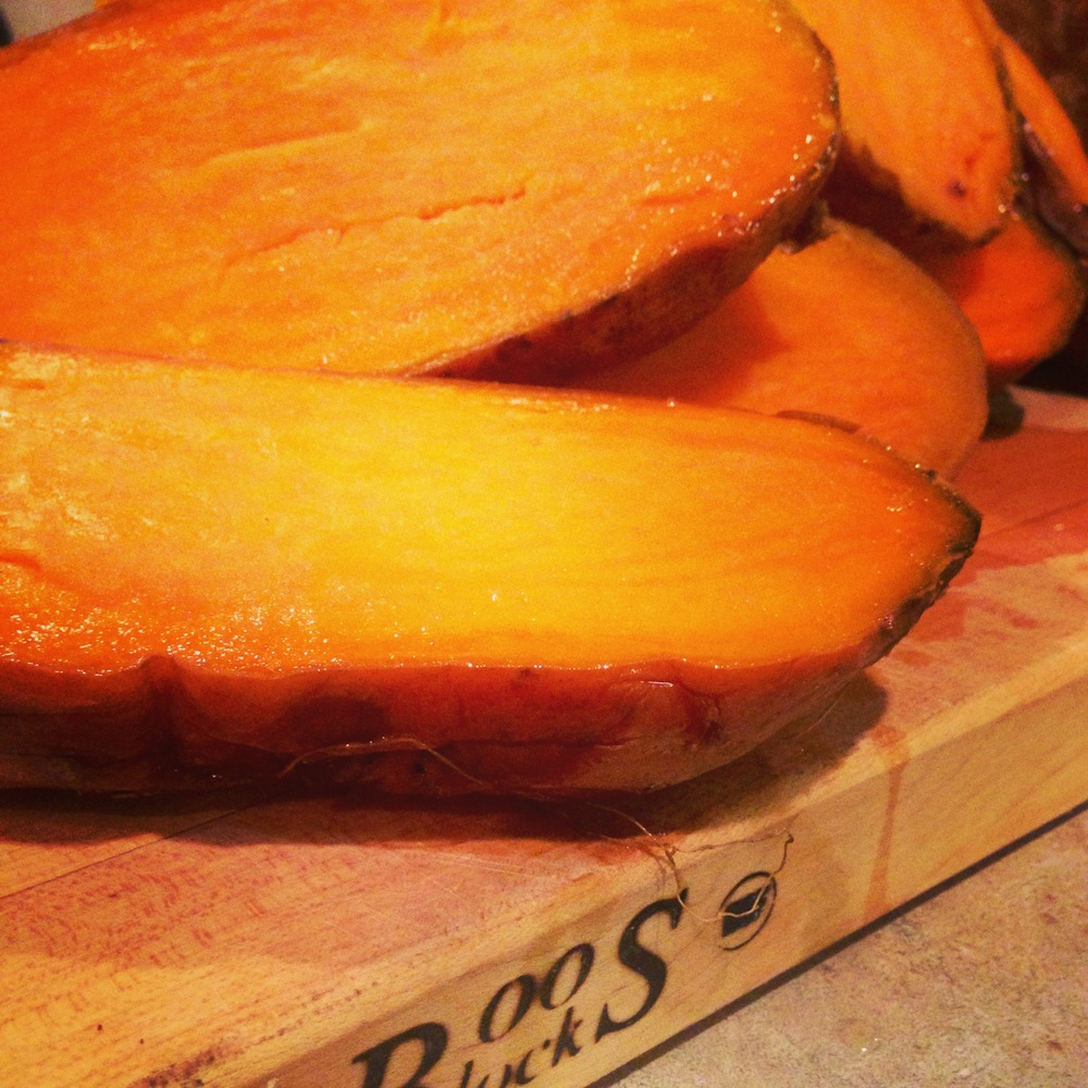 Sweet Potatoes for SWEET POTATO BUTTER