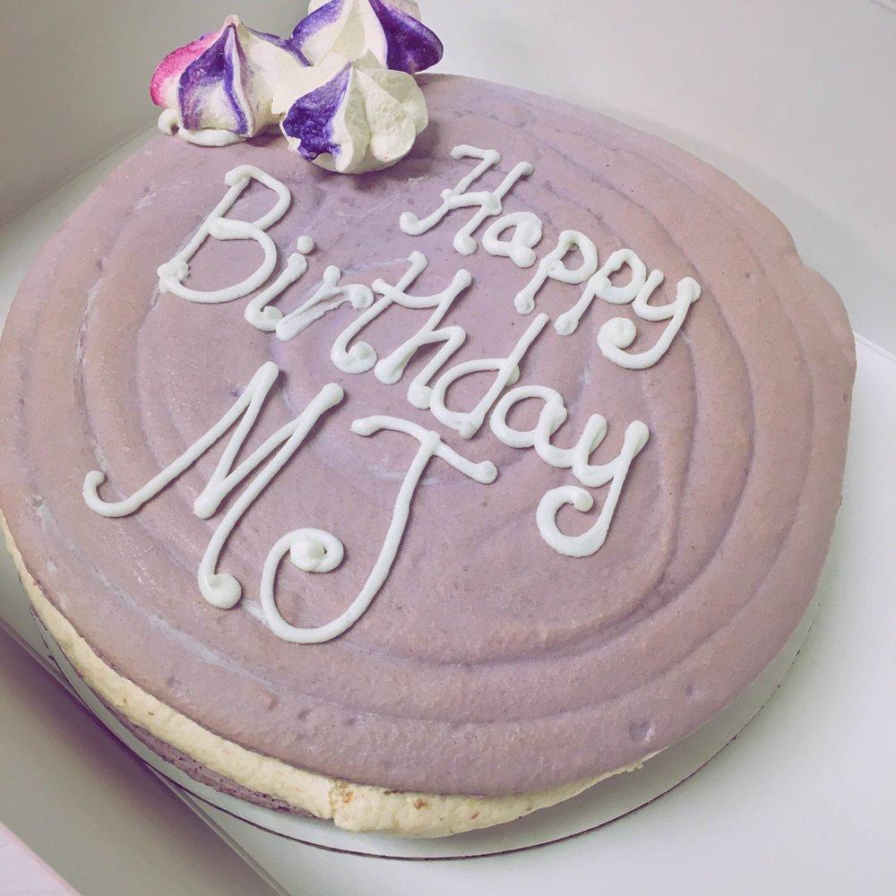 Giant Macaron Cake - Giant 8