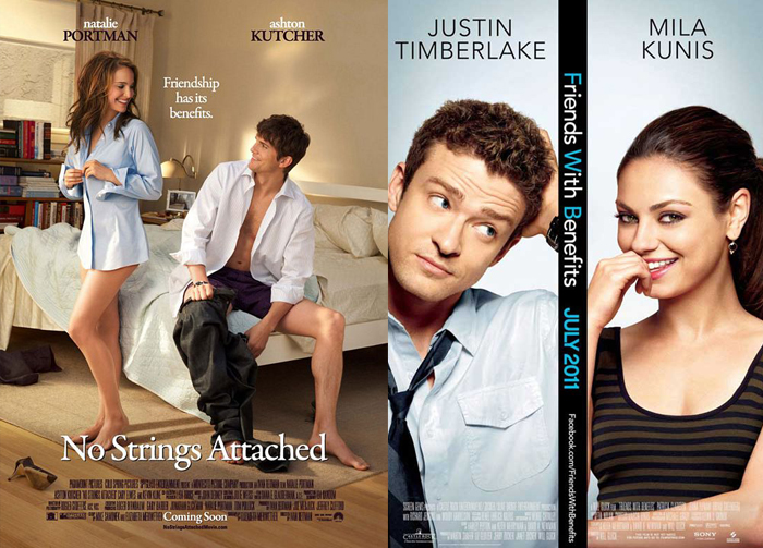 No Strings Attached, Friends with Benefits (2011)
