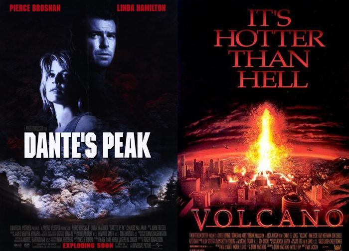 Dante's Peak, Volcano (1997)