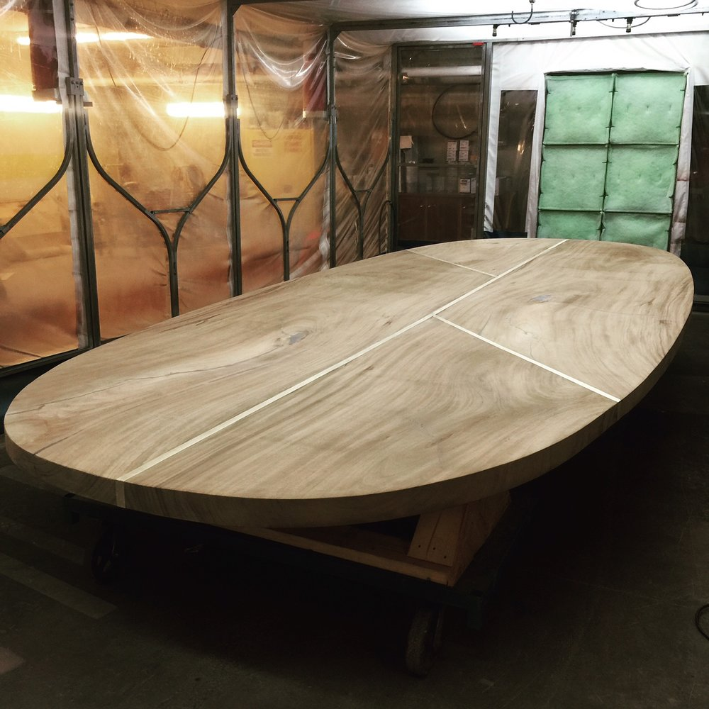 Parota 18ft conference table