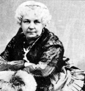 elizabeth cady stanton solitude of self Elizabeth cady stanton—along with her comrade-in-arms, susan b anthony—was one of the most important leaders of the movement to gain american women the vote.