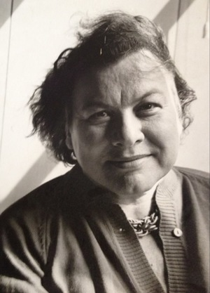 Muriel Rukeyser by Lida Moser (c) Jan Freeman