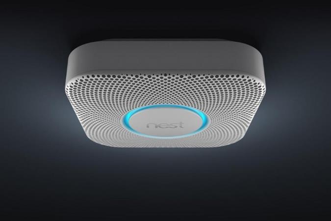 Nest Protect, smart smoke/carbon monoxide detector