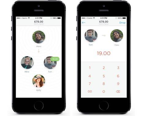 Simple's MoneyDrop feature