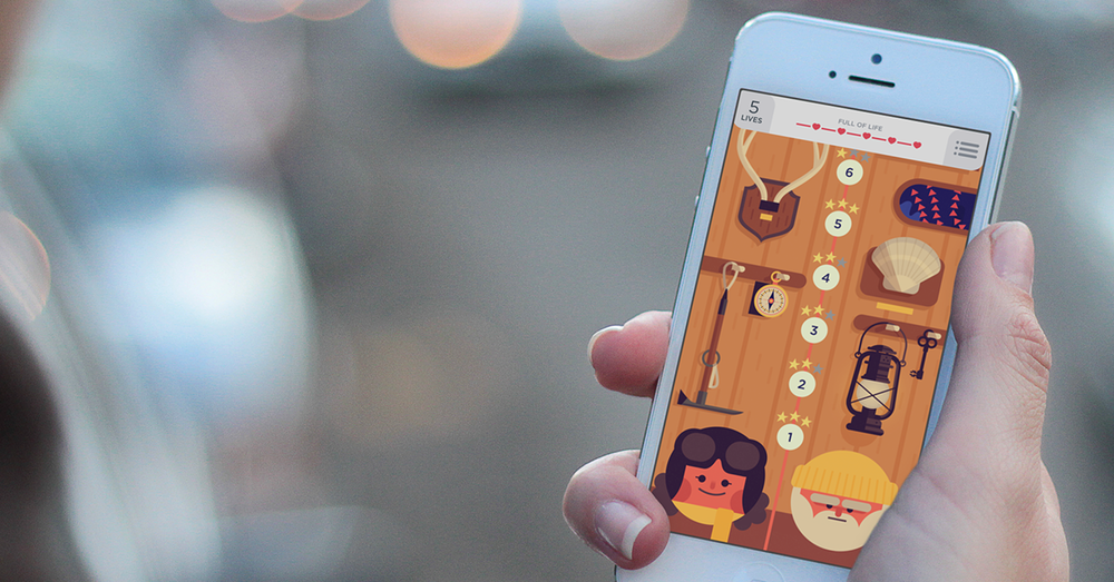 TwoDots game for iPhone – Android coming soon
