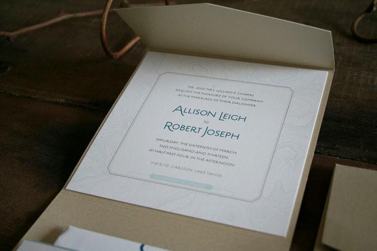 Wedding invitation design kara reid design stopboris Image collections