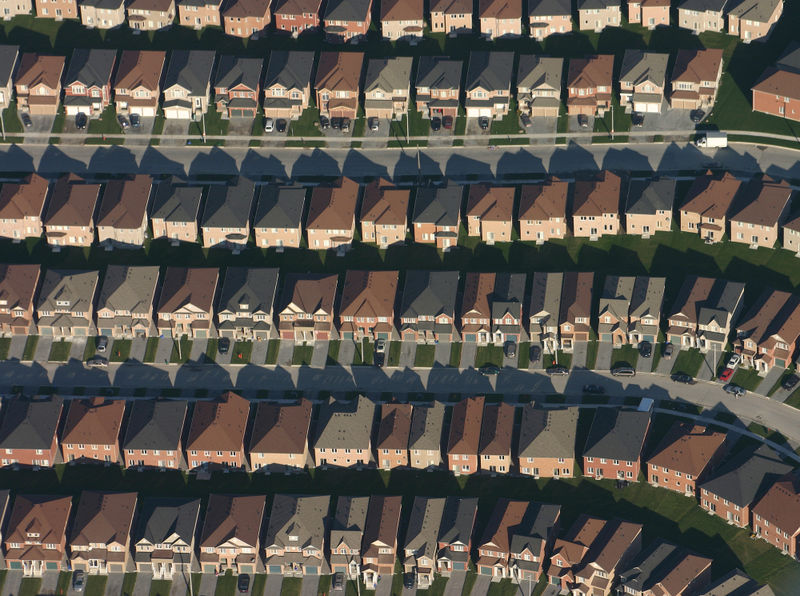 Cookie Cutter Suburbia