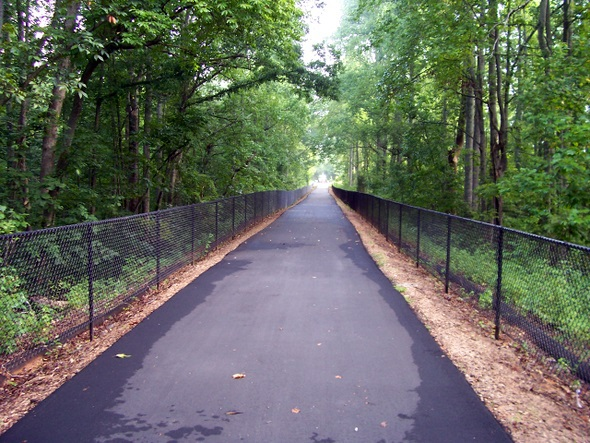 Swamp Rabbit Trail System