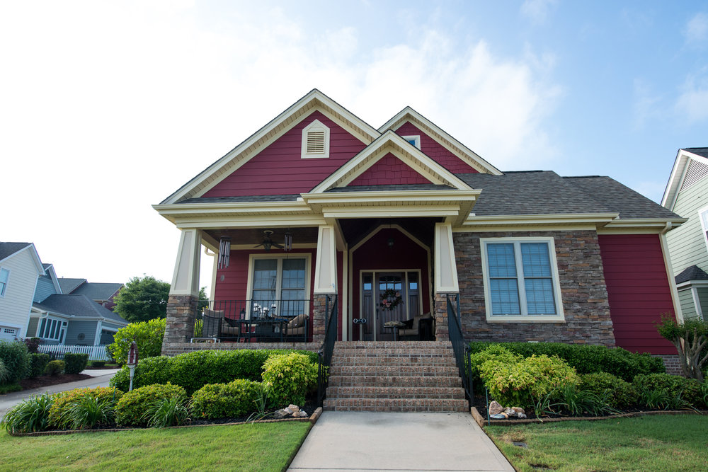 Traditional Neighborhood Design Curb Appeal