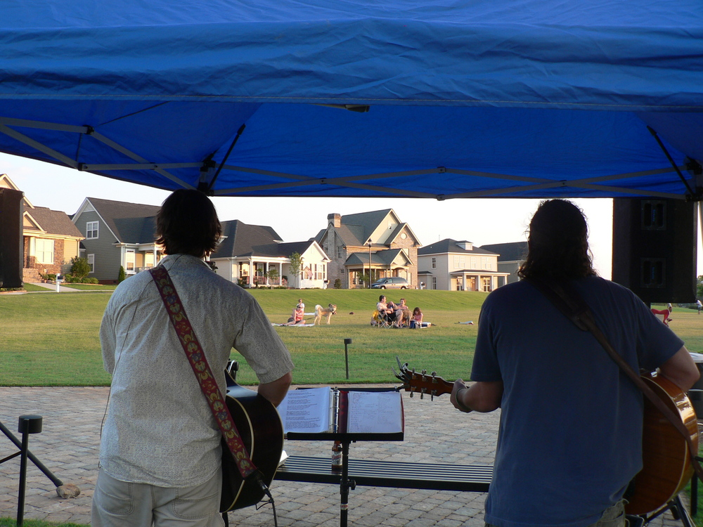 Verdmont Music in the Park
