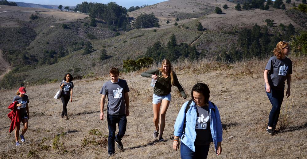 Students at Tom Kat Ranch - FEED the Change 2013.jpg