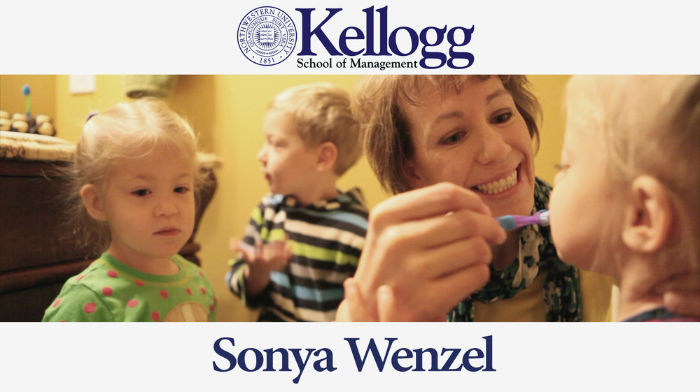 Kellogg MBA Program - Sonya Wenzel
