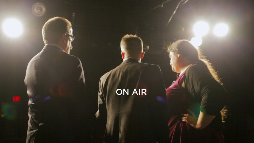 FROM MILWAUKEE - On Air (Co-Directed with Gino Gaglianello)