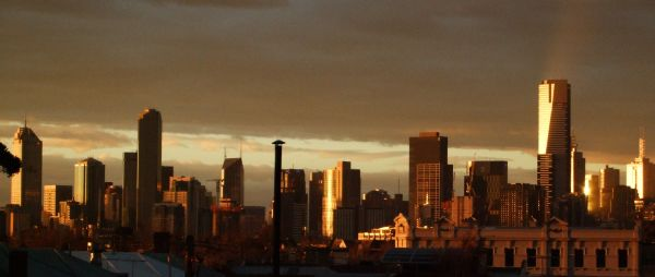 Golden Melbourne
