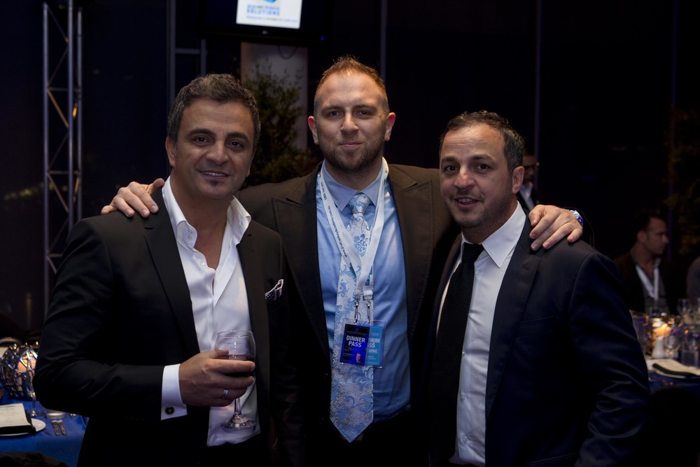 World Series Kings of Poker - The Hachem Brothers