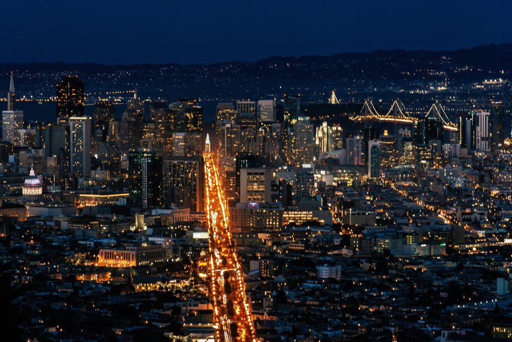 The San Francisco bay area is teeming with startup networks and organisations