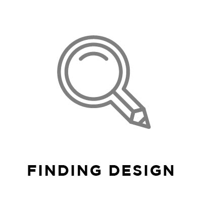 Finding Design