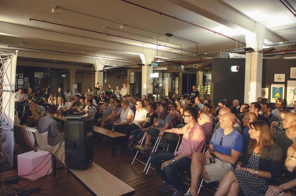 Startup Grind Community Melbourne (Circa 2014)