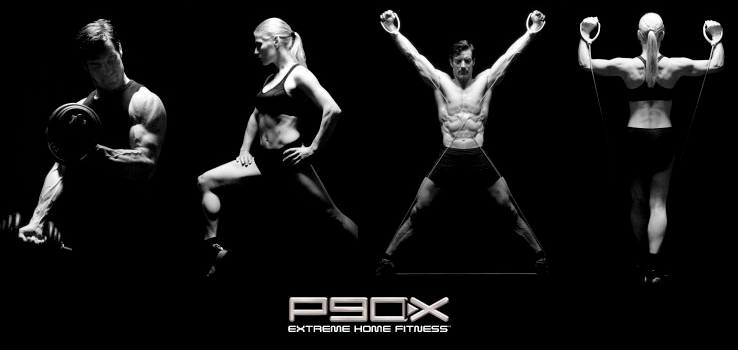 Best Home Workout DVD – P90X