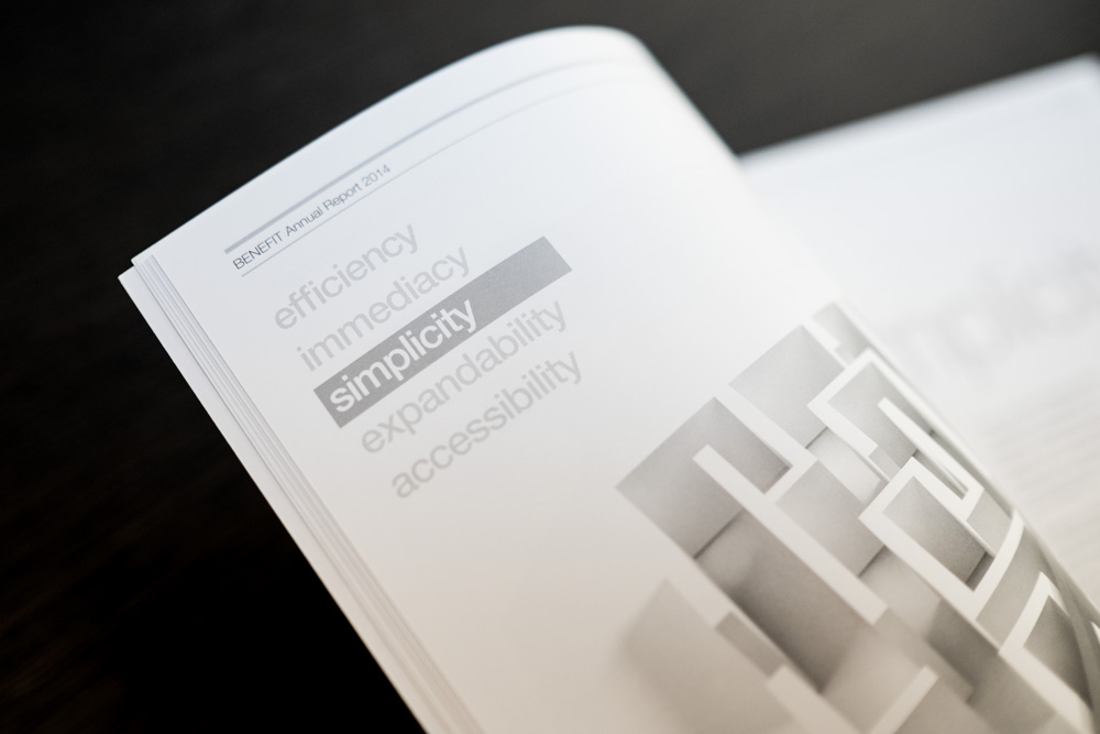 Benefit 2014 Annual Report