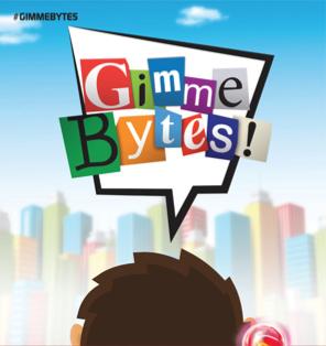Menatelecom's Gimme Bytes Advertising Campaign - 2016