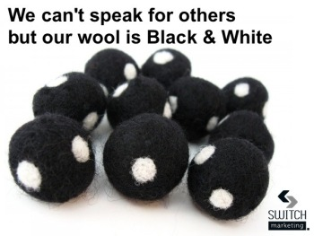 SWITCH via@switchgroupsa:Our wool is black and white: Woolworths responds to the rumors #egnahc