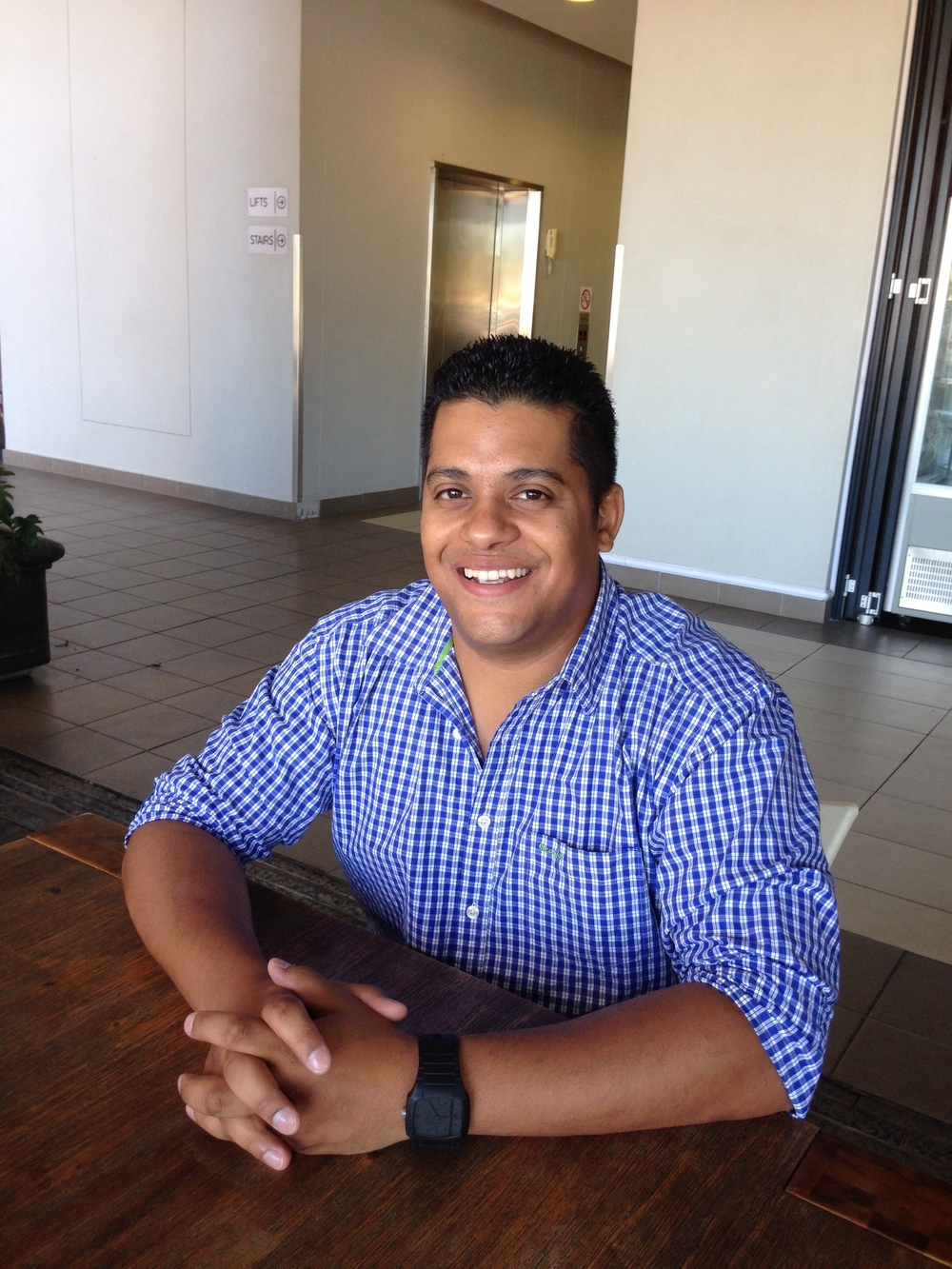 Marcus Rivera | Marketing Roundtable | Switch Marketing | Website Design Ballito