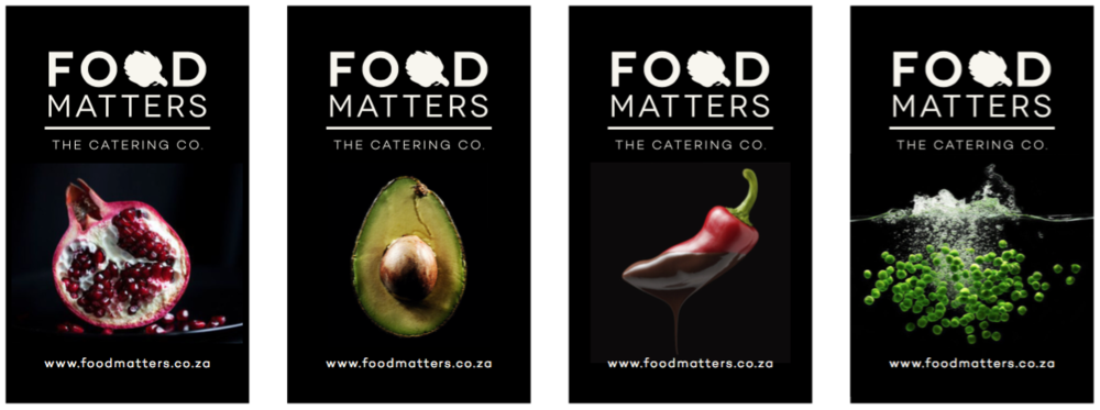 Food Matters Business Card Design