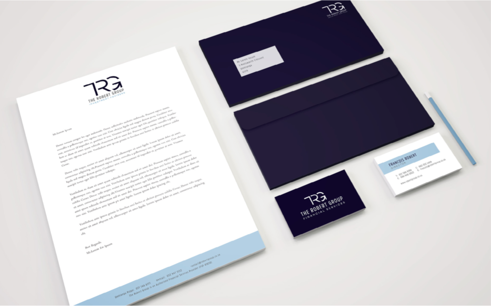TRG Corporate Documents Design