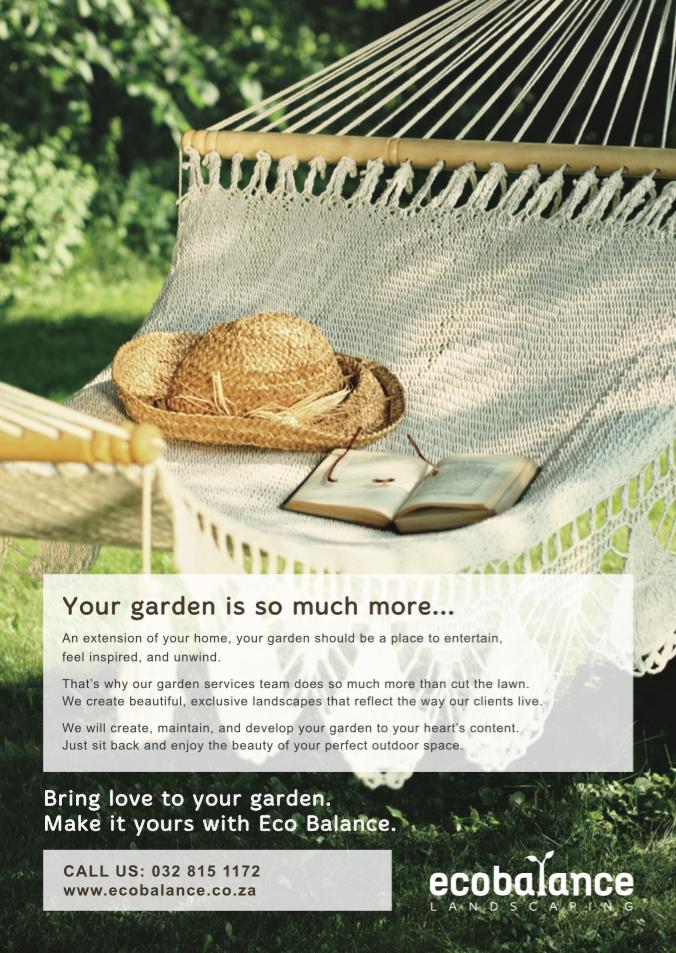 Eco Balance Advert