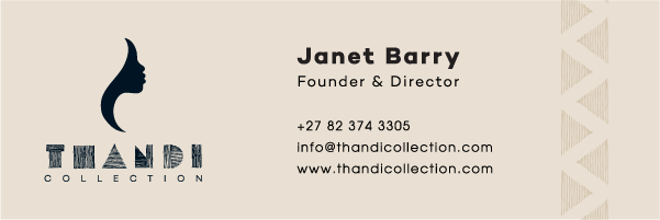 Thandi Collection Email Signature