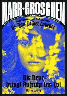Liebe in den Bergen - Endlich ist es soweit: das NARR-Magazin hat Groschenromane herausgebracht.Lesen Sie jetzt: Dr. Jon-Peider Capeder.Die Neue bringt Aufruhr ins Tal.Ein Romanze im Graubünden, geschrieben vonDoris Wirth.Jetzt bestellen!www.dasnarr.ch