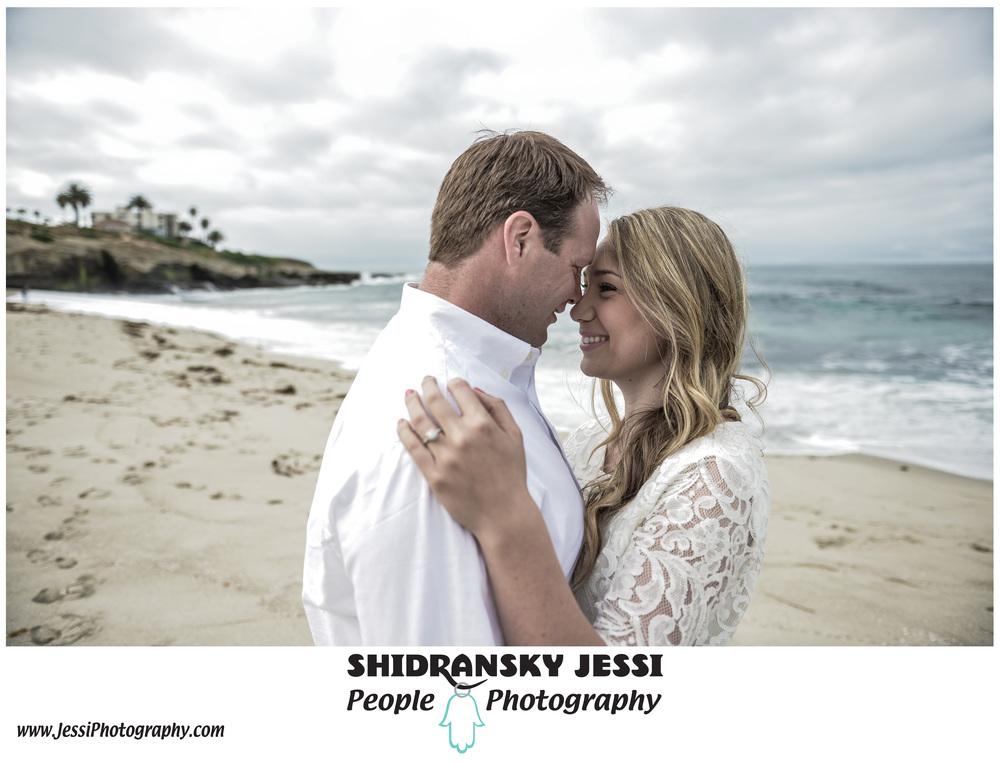 Malibu Los Angelesengagement photography