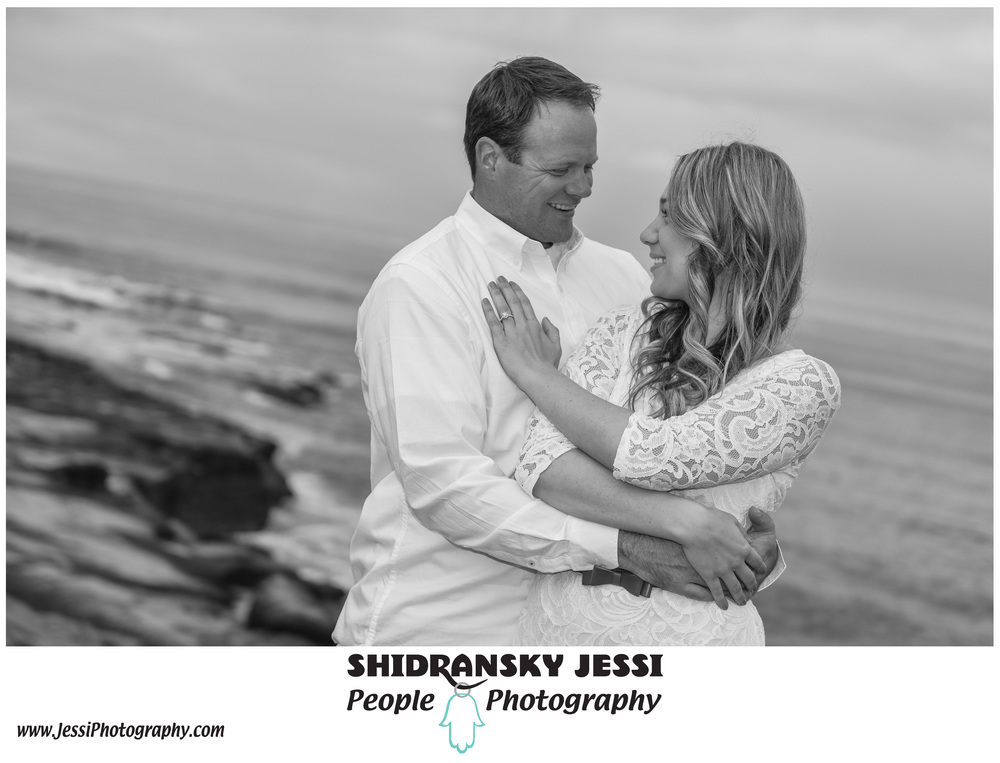 san diego La Jolla engagement photography in the wedding ball