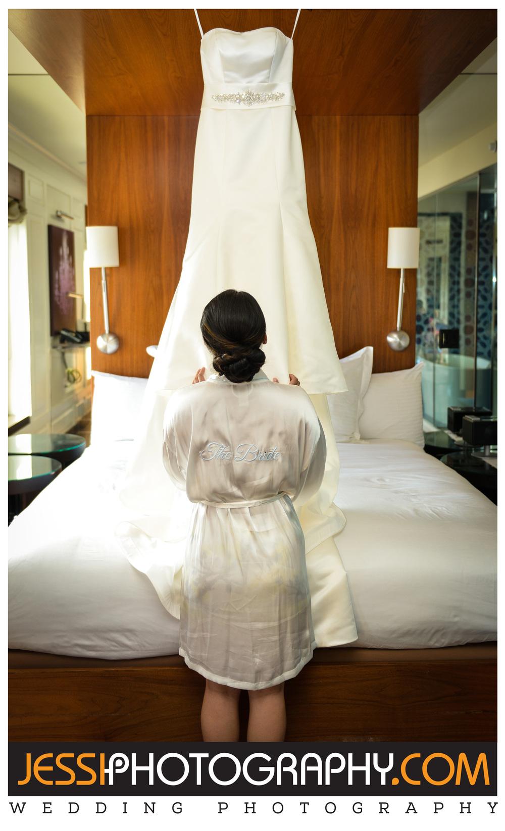 Andez Hotel-San Diego-Wedding-portrait-photography
