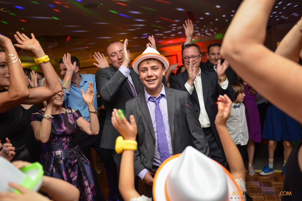 Bar-Mitzvah photography and videography Los Angeles