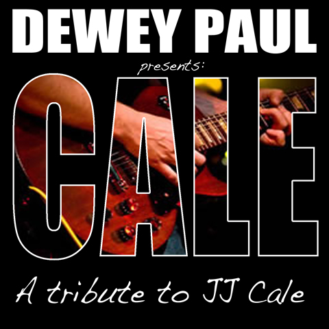 Fully-licensed official JJ Cale Tribute CD