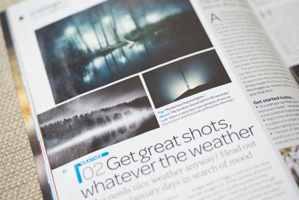Feature on Digital Camera World