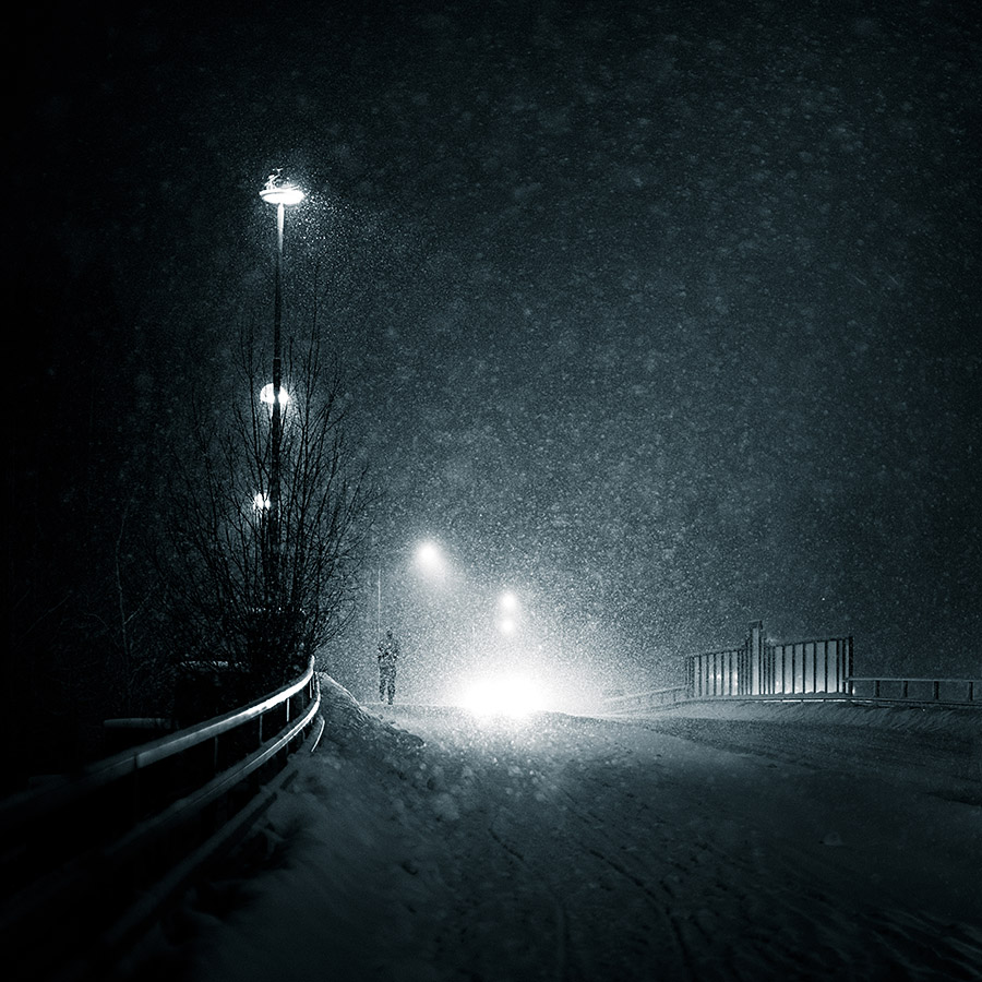 This Photo was created by using The Fog & Atmosphere Lightroom Preset -  Blizzard 2012
