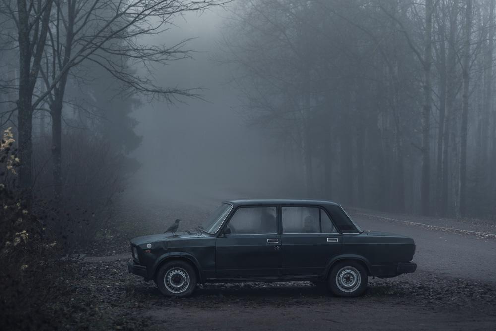 Mikko Lagerstedt - Dark Times II - 2013 - Kerava, Finland