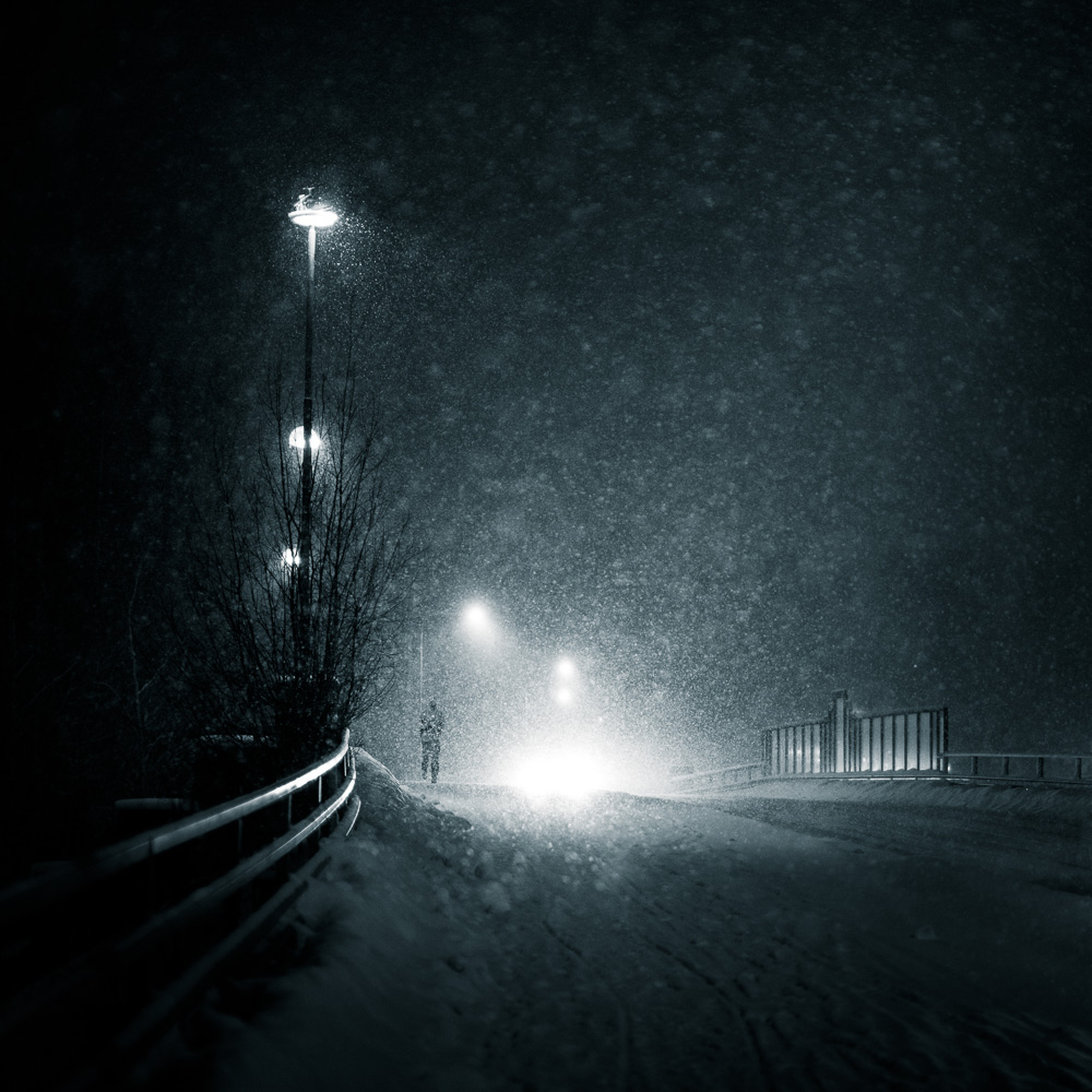 Mikko Lagerstedt - Blizzard - 2013 - Kerava, Finland - Created Using Atmosphere  Preset for Lightroom