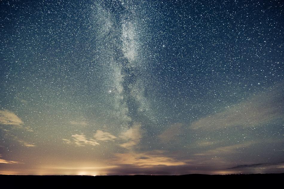 After - Milky Way - Old School