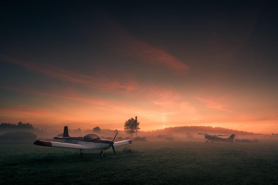 After Vivid Sunrise